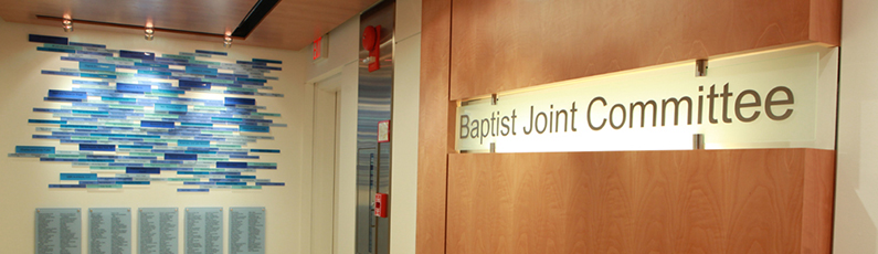 Open House at the new Baptist Joint Committee on Religious Liberty