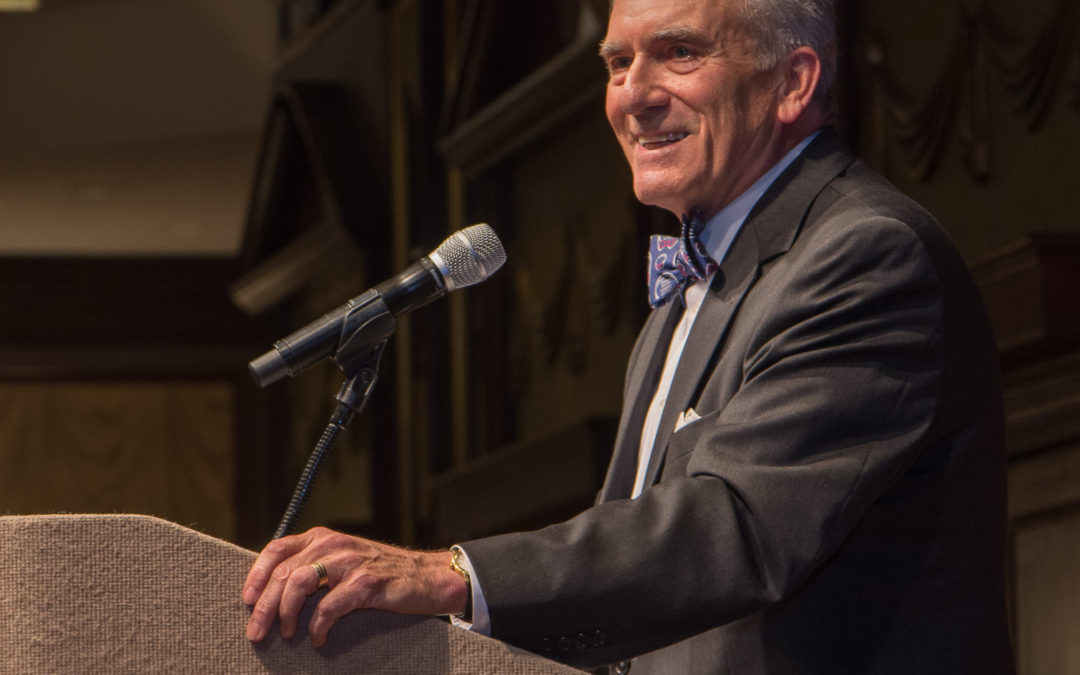 Brent Walker honored at RLC Luncheon