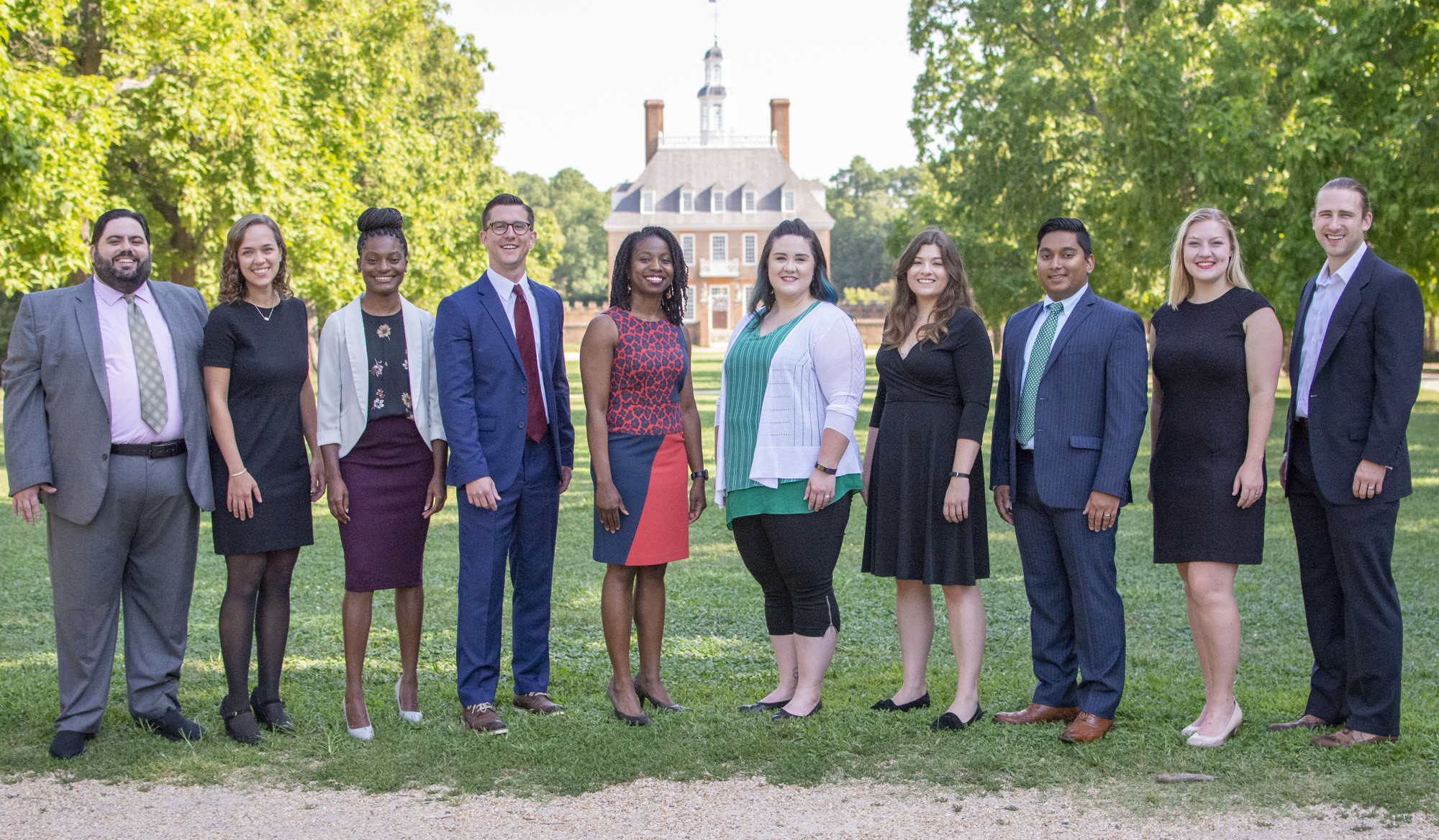 BJC Fellows 2019